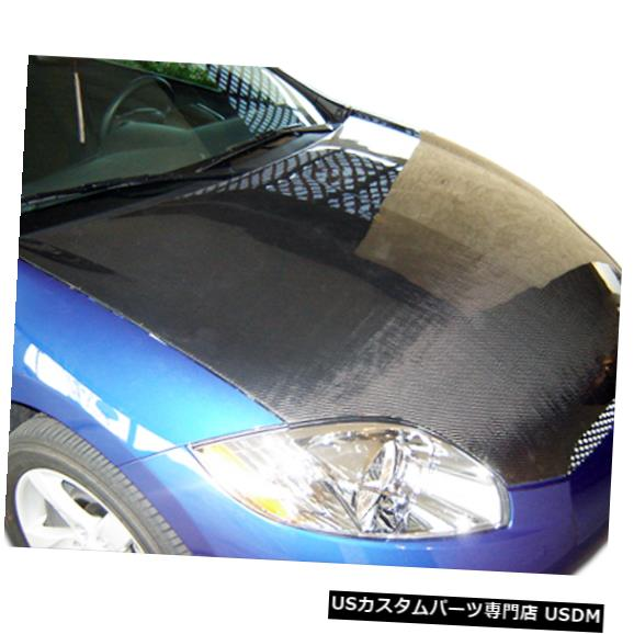 ボンネット 06-12三菱Eclipse OEMカーボンファイバークリエーションズボディキット-フード!!! 103391 06-12 Mitsubishi Eclipse OEM Carbon Fiber Creations Body Kit- Hood!!! 103391