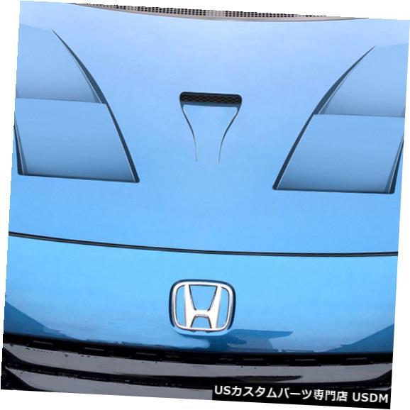 ボンネット 11-16 Honda CR-Z AM-S Duraflexボディキット-フード!!! 113614 11-16 Honda CR-Z AM-S Duraflex Body Kit- Hood!!! 113614