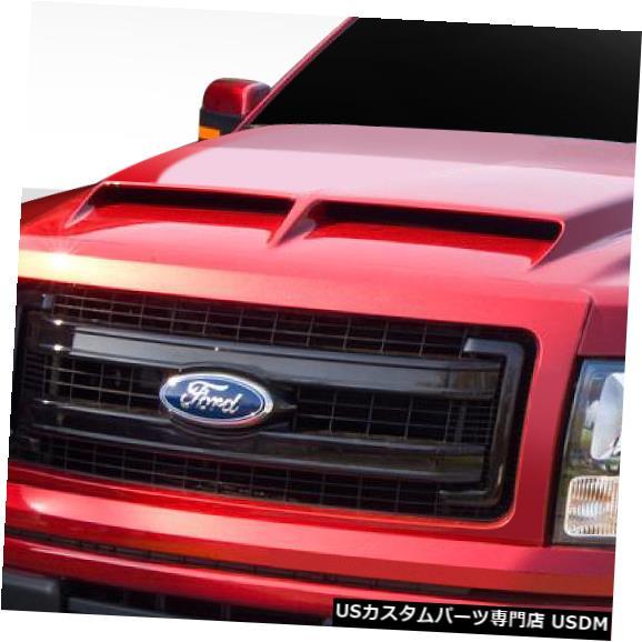 ボンネット 09-14フォードF150 GT500デュラフレックスボディキット-フード!!! 112359 09-14 Ford F150 GT500 Duraflex Body Kit- Hood!!! 112359