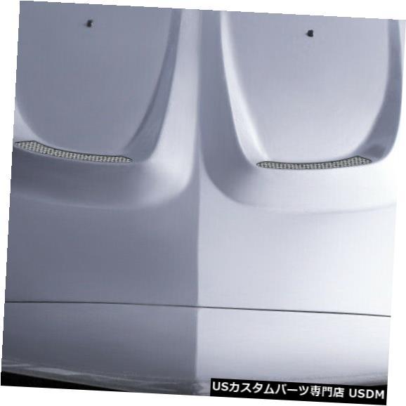 ボンネット 11-14ダッジチャージャーサーキットDuraflexボディキット-フード!!! 107657 11-14 Dodge Charger Circuit Duraflex Body Kit- Hood!!! 107657