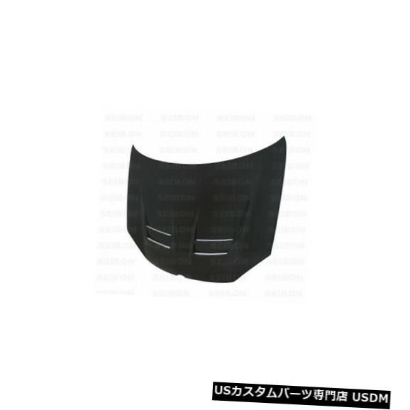 ボンネット 06-09フォルクスワーゲンゴルフDVスタイルセイボンカーボンファイバーボディキット-フードHD0607VWGTI-DV 06-09 Volkswagen Golf DV-Style Seibon Carbon Fiber Body Kit- Hood HD0607VWGTI-DV