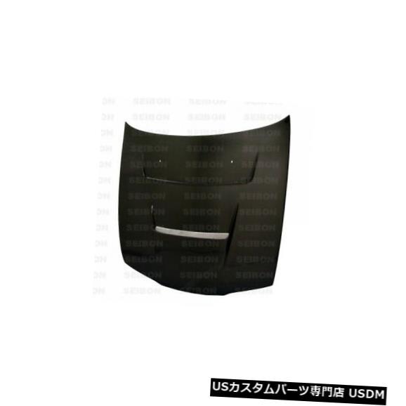 ボンネット 95-96は日産240SX DV Seibonカーボンファイバーボディキットに適合-フード!!! HD9596NS240-DV 95-96 Fits Nissan 240SX DV Seibon Carbon Fiber Body Kit- Hood!!! HD9596NS240-DV