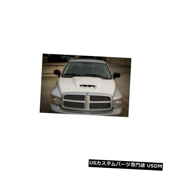 ボンネット 02-08ダッジラムTruFiber SRT-8ボディキット-フード!!! TF20420-A64 02-08 Dodge Ram TruFiber SRT-8 Body Kit- Hood!!! TF20420-A64