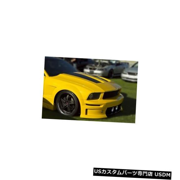 ボンネット 05-09フォードマスタングTruFiber SVTボディキット-フード!!! TF10024-A45 05-09 Ford Mustang TruFiber SVT Body Kit- Hood!!! TF10024-A45