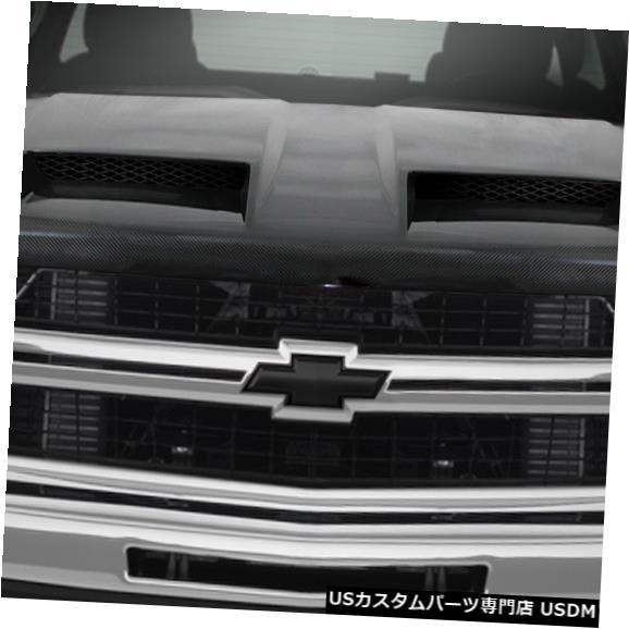 ボンネット 07-13シボレーシルバラードCVXカーボンクリエーションズボディキット-フード!!! 113643 07-13 Chevrolet Silverado CVX Carbon Creations Body Kit- Hood!!! 113643
