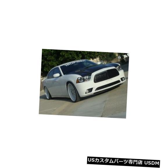 ボンネット 11-14ダッジチャージャーTruFiberカーボンファイバーRTCボディキット-フード!!! TC20021-A58 11-14 Dodge Charger TruFiber Carbon Fiber RTC Body Kit- Hood!!! TC20021-A58