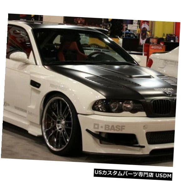 ボンネット 01-06 BMW M3 GTRスタイルセイボンカーボンファイバーボディキット-フード!!! HD0105BMWE46M3 -GTR 01-06 BMW M3 GTR-Style Seibon Carbon Fiber Body Kit- Hood!!! HD0105BMWE46M3-GTR