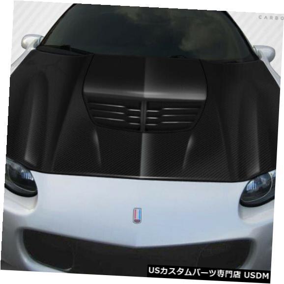 ボンネット 98-02シボレーカマロスティングレイZ DriTechカーボンファイバーボディキット-フード!!! 113151 98-02 Chevrolet Camaro Stingray Z DriTech Carbon Fiber Body Kit- Hood!!! 113151
