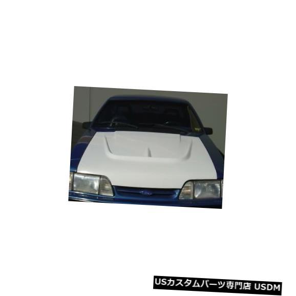 ボンネット 87-93フォードマスタングTruFiberモンスターボディキット-フード!!! TF10021-A28 87-93 Ford Mustang TruFiber Monster Body Kit- Hood!!! TF10021-A28