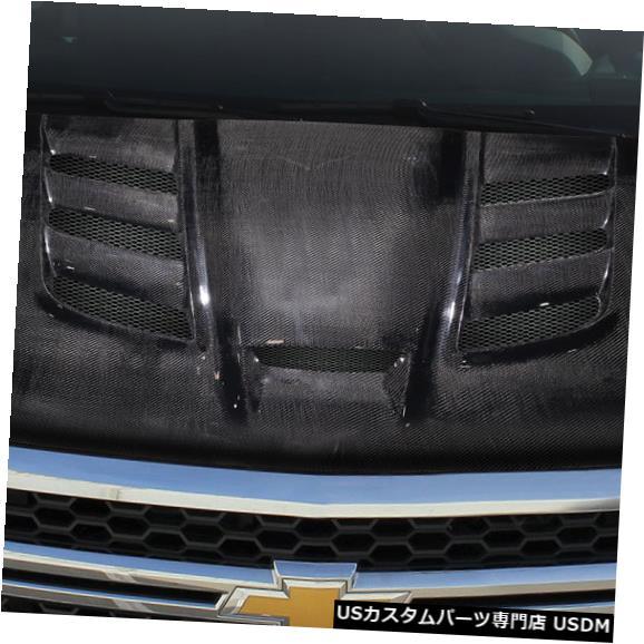 ボンネット 07-13シボレーシルバラードバイパールックカーボンファイバーボディキット-フード!!! 113403 07-13 Chevrolet Silverado Viper Look Carbon Fiber Body Kit- Hood!!! 113403