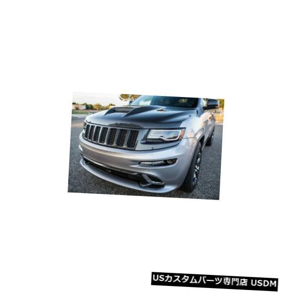 ボンネット 11-17ジープグランドチェロキーTruFiberカーボンファイバーSRT-8ボディキット-フードTC50021-A23 11-17 Jeep Grand Cherokee TruFiber Carbon Fiber SRT-8 Body Kit- Hood TC50021-A23