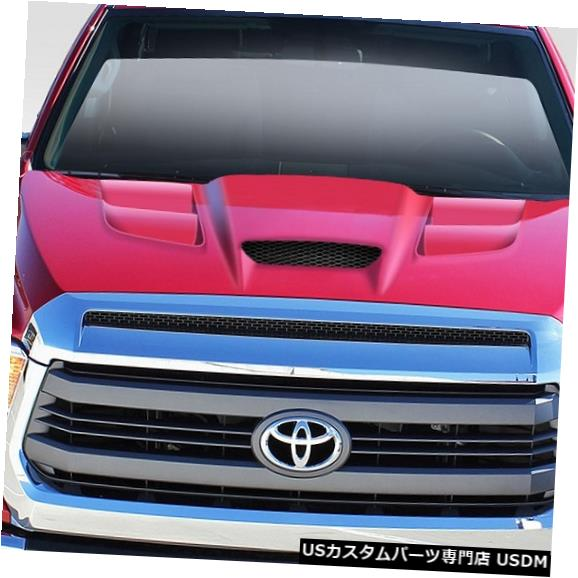 ボンネット 14-17トヨタツンドラバイパールックデュラフレックスボディキット-フード!!! 113479 14-17 Toyota Tundra Viper Look Duraflex Body Kit- Hood!!! 113479
