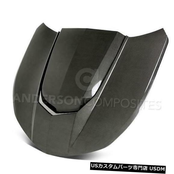 ボンネット 16-18カマロタイプAZアンダーソンカーボンファイバーボディキット-フード!!! AC-HD16CHCAM-A Z-DS 16-18 Camaro Type-AZ Anderson Carbon Fiber Body Kit- Hood!!! AC-HD16CHCAM-AZ-DS