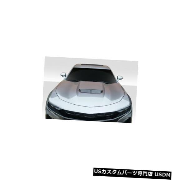 ボンネット 16-20シボレーカマロSSルックデュラフレックスボディキット-フード!!! 115405 16-20 Chevrolet Camaro SS Look Duraflex Body Kit- Hood!!! 115405