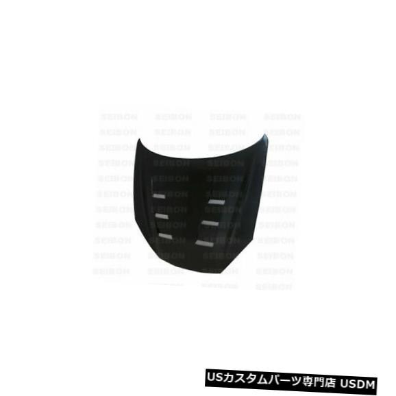 ボンネット 07-08ヒュンダイティブロンTSスタイルセイボンカーボンボディキットフードに適合! HD0708HYTB-TS 07-08 Fits Hyundai Tiburon TS-Style Seibon Carbon Body Kit- Hood! HD0708HYTB-TS