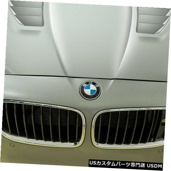 ボンネット 11-16 BMW 5シリーズエージェントデュラフレックスボディキット-フード!!! 113990 11-16 BMW 5 Series Agent Duraflex Body Kit- Hood!!! 113990