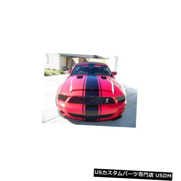 ボンネット 07-09フォードマスタングGT500 TruFiber Venom IIボディキット-フード!!! TF10024-A54KR 07-09 Ford Mustang GT500 TruFiber Venom II Body Kit- Hood!!! TF10024-A54KR