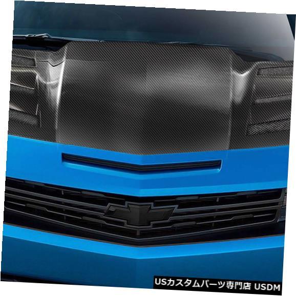 ボンネット 10-15シボレーカマロAM-S DriTechカーボンファイバーボディキット-フード!!! 112926 10-15 Chevrolet Camaro AM-S DriTech Carbon Fiber Body Kit- Hood!!! 112926