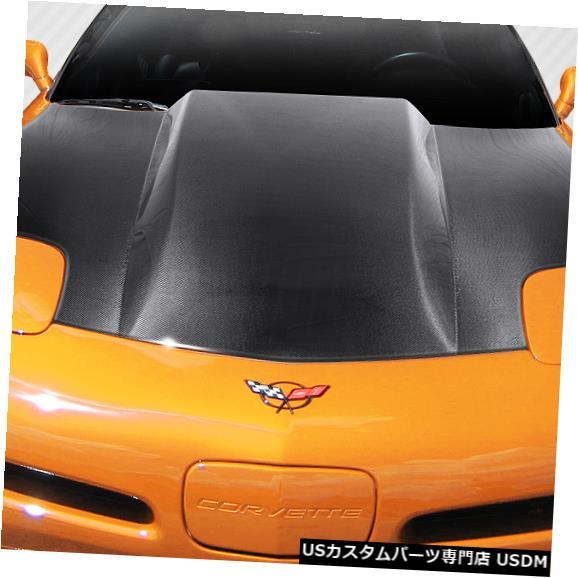 ボンネット 97-04シボレーコルベットカウルDriTechカーボンファイバーボディキット-フード!!! 112920 97-04 Chevrolet Corvette Cowl DriTech Carbon Fiber Body Kit- Hood!!! 112920