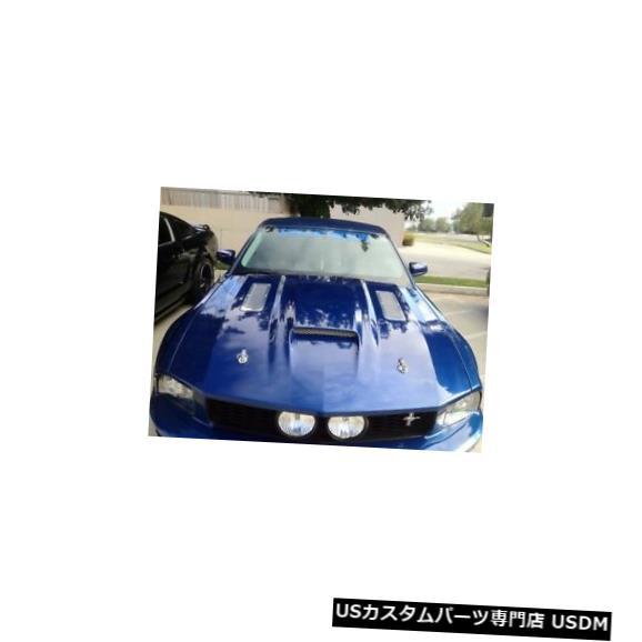 ボンネット 05-09フォードマスタングTruFiber RT-Fボディキット-フード!!! TF10024-A61 05-09 Ford Mustang TruFiber RT-F Body Kit- Hood!!! TF10024-A61