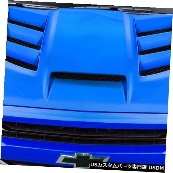 ボンネット 16-18シボレーシルバラードバイパーデュラフレックスボディキット-フード!!! 114233 16-18 Chevrolet Silverado Viper Duraflex Body Kit- Hood!!! 114233