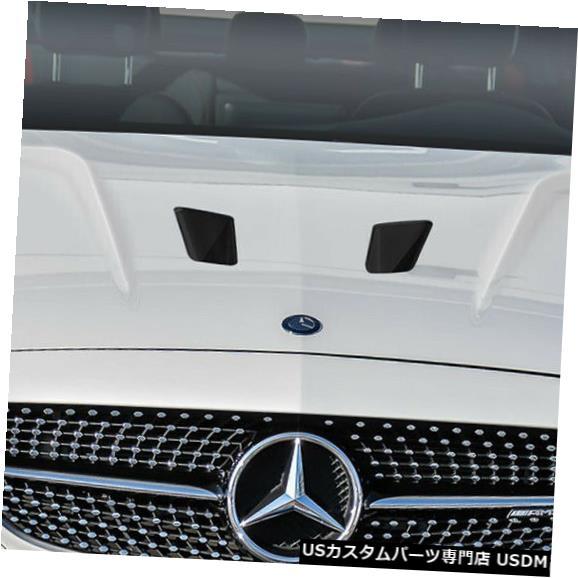 ボンネット 15-19メルセデスCクラスC63 Duraflexボディキット-フード!!! 114007 15-19 Mercedes C Class C63 Duraflex Body Kit- Hood!!! 114007
