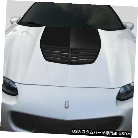 ボンネット 98-02シボレーカマロスティングレイZデュラフレックスボディキット-フード!!! 112409 98-02 Chevrolet Camaro Stingray Z Duraflex Body Kit- Hood!!! 112409