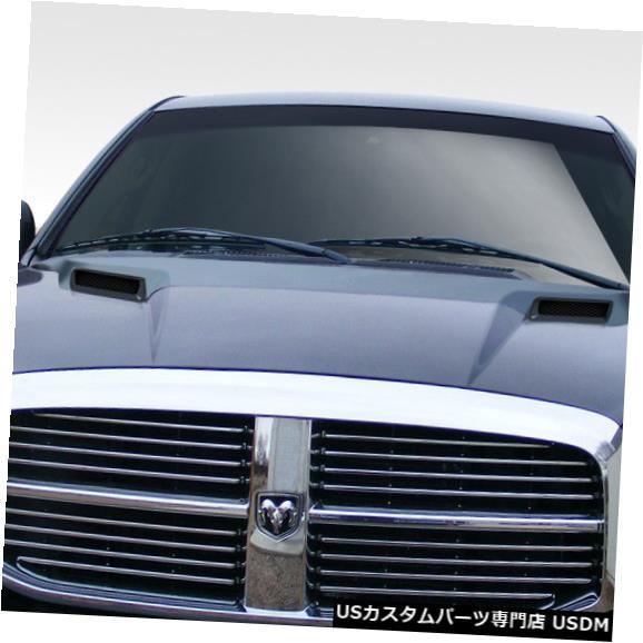 ボンネット 02-08ダッジラムMP-Rデュラフレックスボディキット-フード!!! 107715 02-08 Dodge Ram MP-R Duraflex Body Kit- Hood!!! 107715