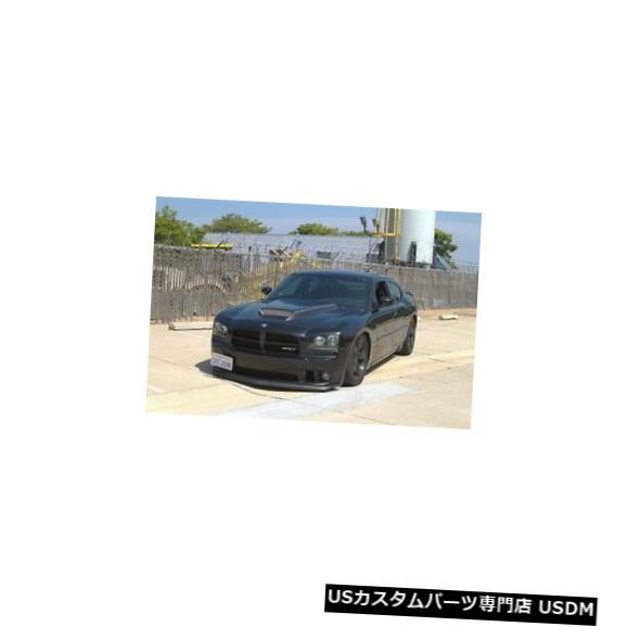 ボンネット 05-10ダッジチャージャーTruFiberカーボンファイバー3インチCudaボディキット-フード!!! TC20020-A50 05-10 Dodge Charger TruFiber Carbon Fiber 3