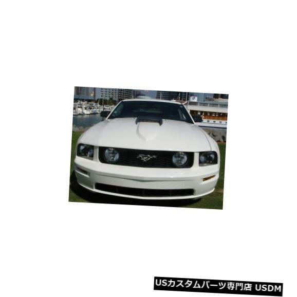 ボンネット 05-09フォードマスタングTruFiber CJ-351ボディキット-フード!!! TF10024-A41 05-09 Ford Mustang TruFiber CJ-351 Body Kit- Hood!!! TF10024-A41