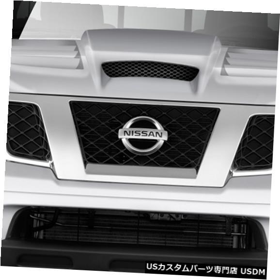 ボンネット 05-13日産フロンティアバイパールックデュラフレックスボディキットに適合-フード!!! 113706 05-13 Fits Nissan Frontier Viper Look Duraflex Body Kit- Hood!!! 113706