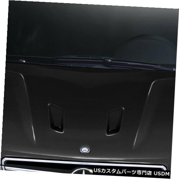 ボンネット 08-11メルセデスCクラスブラックシリーズルックカーボンファイバーボディキット-フード!!! 112319 08-11 Mercedes C Class Black Series Look Carbon Fiber Body Kit- Hood!!! 112319