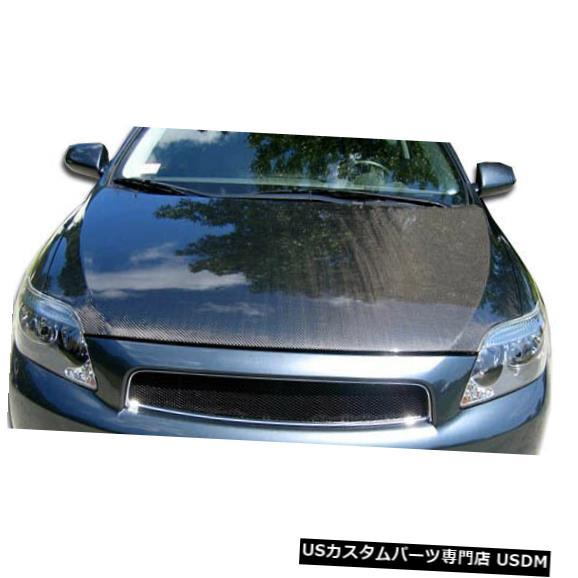 ボンネット 05-10サイオンTC OEMカーボンファイバークリエーションズボディキット-フード!!! 103242 05-10 Scion TC OEM Carbon Fiber Creations Body Kit- Hood!!! 103242