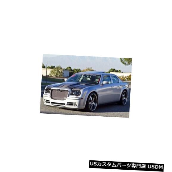 ボンネット 05-10クライスラー300C TruFiberカーボンファイバーRTCボディキット-フード!!! TC60020-A58 05-10 Chrysler 300C TruFiber Carbon Fiber RTC Body Kit- Hood!!! TC60020-A58