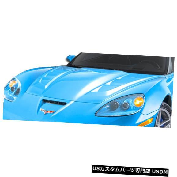 <title>車用品 バイク用品 売店 >> パーツ 外装 エアロパーツ その他 ボンネット 05-13シボレーコルベットHデザインデュラフレックスボディキット-フード 106046 05-13 Chevrolet Corvette H-Design Duraflex Body Kit- Hood</title>