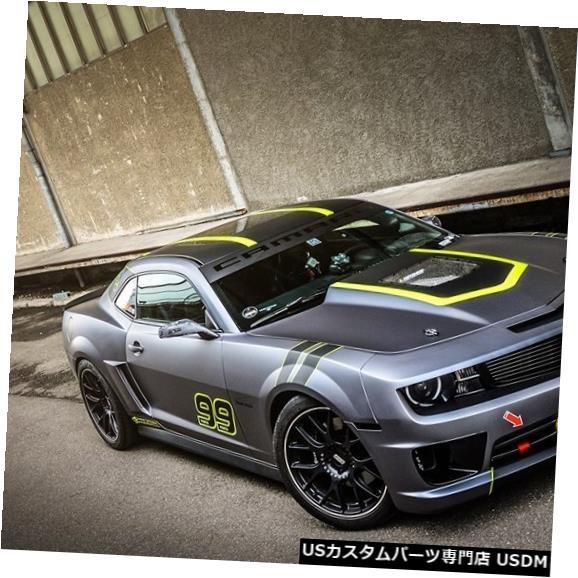 ボンネット 10-15シボレーカマロTruFiberなめらかなボディキット-フード!!! TF30022-A62 10-15 Chevy Camaro TruFiber Sleek Body Kit- Hood!!! TF30022-A62