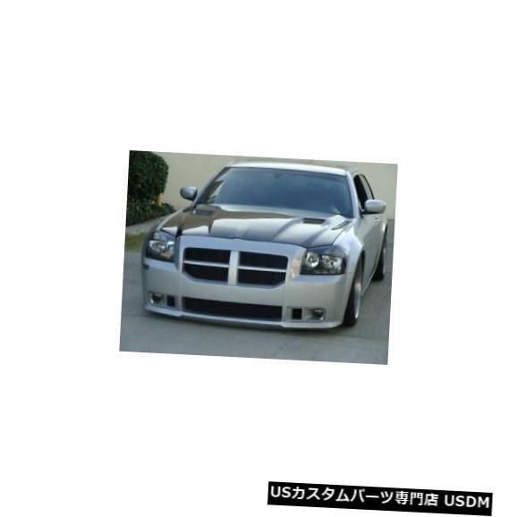 ボンネット 05-07ダッジマグナムTruFiberカーボンファイバーRTCボディキット-フード!!! TC20220-A58 05-07 Dodge Magnum TruFiber Carbon Fiber RTC Body Kit- Hood!!! TC20220-A58