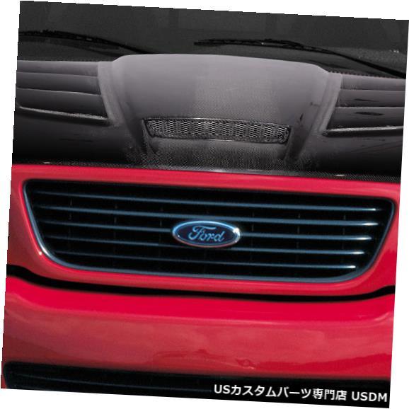 ボンネット 97-03フォードF150バイパールックカーボンファイバークリエーションズボディキット-フード!!! 113776 97-03 Ford F150 Viper Look Carbon Fiber Creations Body Kit- Hood!!! 113776