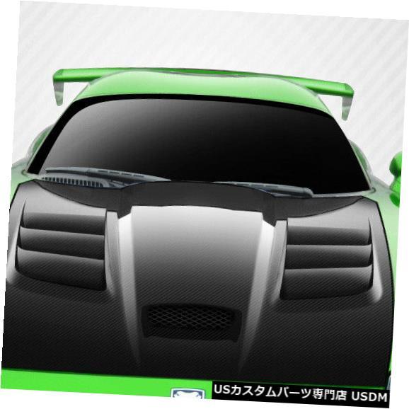 ボンネット 03-09ダッジバイパーACRカーボンファイバークリエーションズボディキット-フード!!! 112479 03-09 Dodge Viper ACR Carbon Fiber Creations Body Kit- Hood!!! 112479