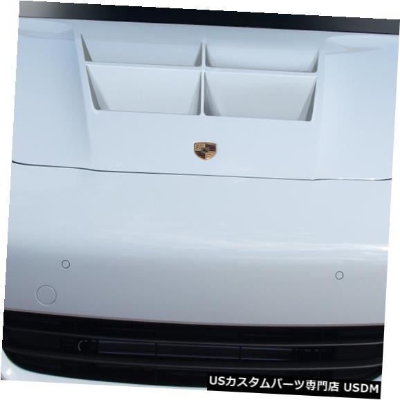ボンネット 10-15ポルシェパナメーラAF-1デュラフレックスボディキット-フード!!! 108478 10-15 Porsche Panamera AF-1 Duraflex Body Kit- Hood!!! 108478