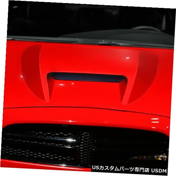 ボンネット 11-14ダッジチャージャーSRTデュラフレックスボディキット-フード!!! 112653 11-14 Dodge Charger SRT Duraflex Body Kit- Hood!!! 112653