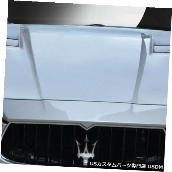 ボンネット 14-18マセラティジブリAzure Duraflexボディキット-フード!!! 113967 14-18 Maserati Ghibli Azure Duraflex Body Kit- Hood!!! 113967