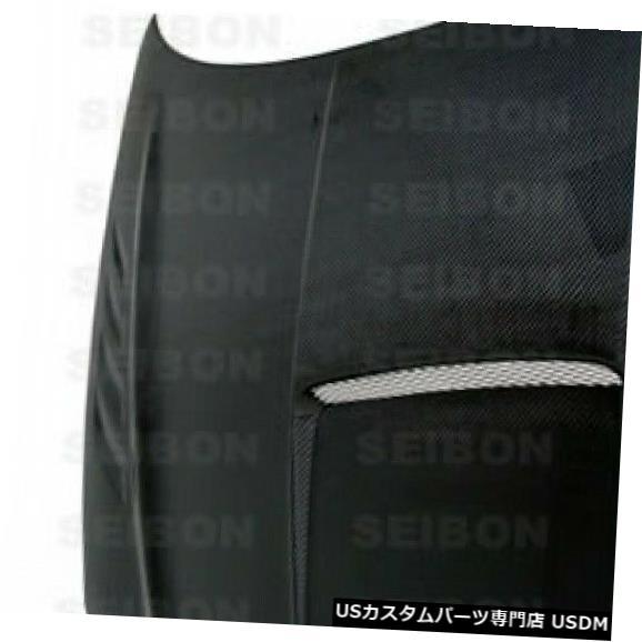 ボンネット 07-08ヒュンダイティブロンSCスタイルセイボンカーボンボディキットフードに適合! HD0708HYTB-SC 07-08 Fits Hyundai Tiburon SC-Style Seibon Carbon Body Kit- Hood! HD0708HYTB-SC