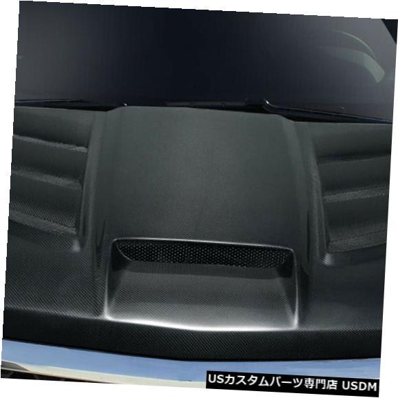 ボンネット 14-15シボレーシルバラードバイパーカーボンファイバークリエーションズボディキット-フード!!! 114225 14-15 Chevrolet Silverado Viper Carbon Fiber Creations Body Kit- Hood!!! 114225