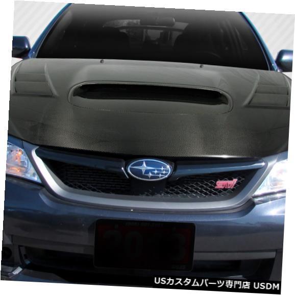 ボンネット 08-11スバルインプレッサTS-1 DriTechカーボンファイバーボディキット-フード!!! 112973 08-11 Subaru Impreza TS-1 DriTech Carbon Fiber Body Kit- Hood!!! 112973
