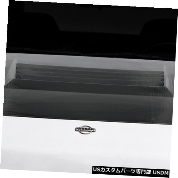ボンネット 89-94は日産240SX D-1カーボンクリエーションボディキットに適合-フード!!! 113635 89-94 Fits Nissan 240SX D-1 Carbon Creations Body Kit- Hood!!! 113635
