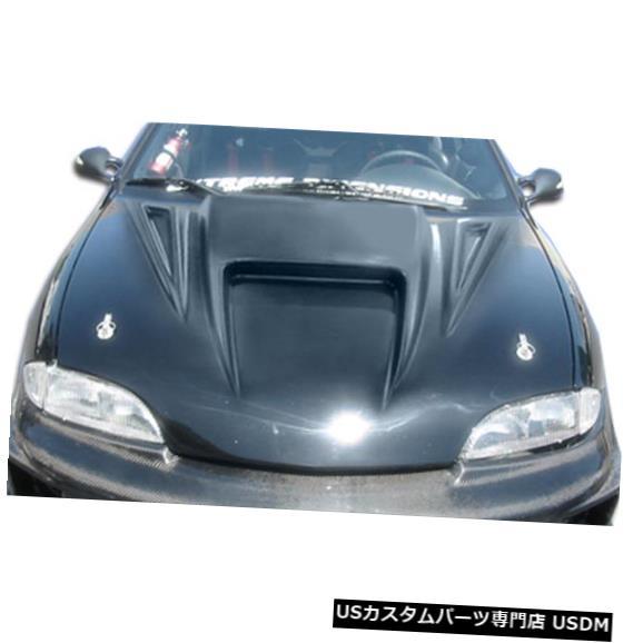 ボンネット 95-02シボレーキャバリエスパイダー3デュラフレックスボディキット-フード!!! 101523 95-02 Chevrolet Cavalier Spyder 3 Duraflex Body Kit- Hood!!! 101523