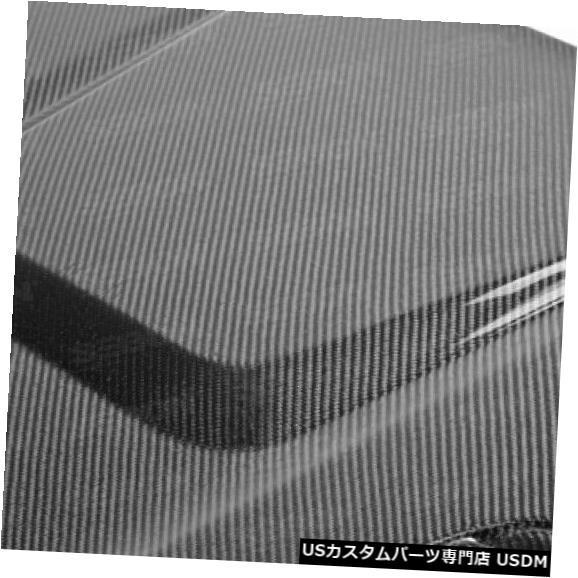 ボンネット 11-16 BMW 5シリーズGTRスタイルセイボンカーボンファイバーボディキット-フードHD1012BMWF10-G TR 11-16 BMW 5 Series GTR-Style Seibon Carbon Fiber Body Kit- Hood HD1012BMWF10-GTR