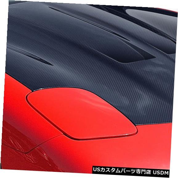 ボンネット 97-04シボレーコルベットGTコンセプトカーボンファイバークリエーションズボディキット-フード108911 97-04 Chevrolet Corvette GT Concept Carbon Fiber Creations Body Kit- Hood 108911