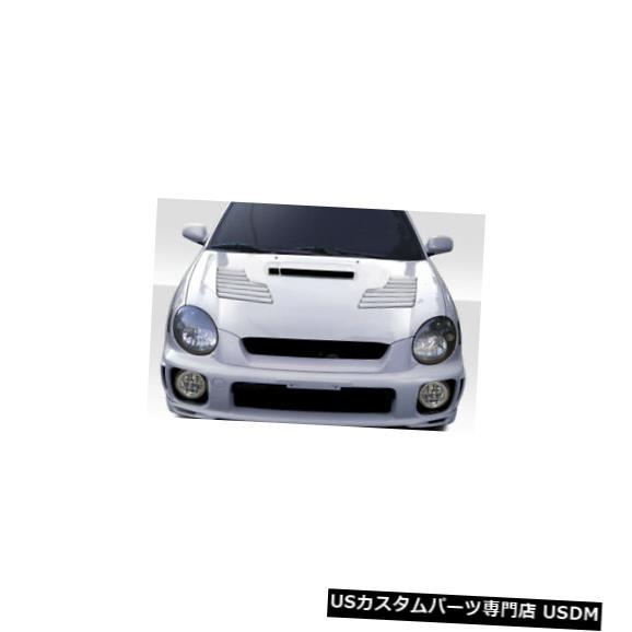ボンネット 02-03スバルインプレッサC-2デュラフレックスボディキット-フード!!! 114577 02-03 Subaru Impreza C-2 Duraflex Body Kit- Hood!!! 114577
